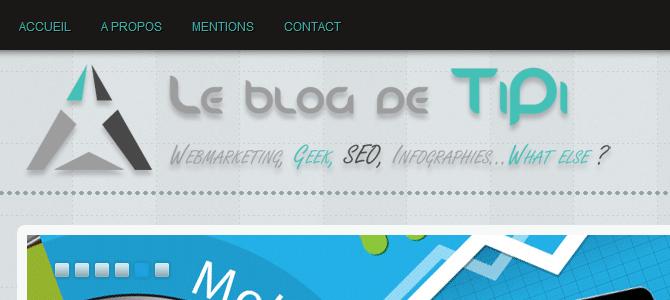 Le blog TiPi