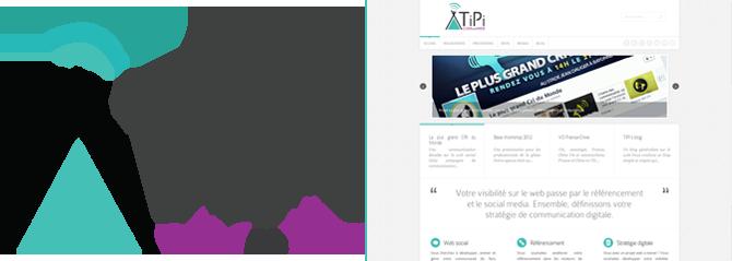 Deux évolutions chez TiPi Com and Web
