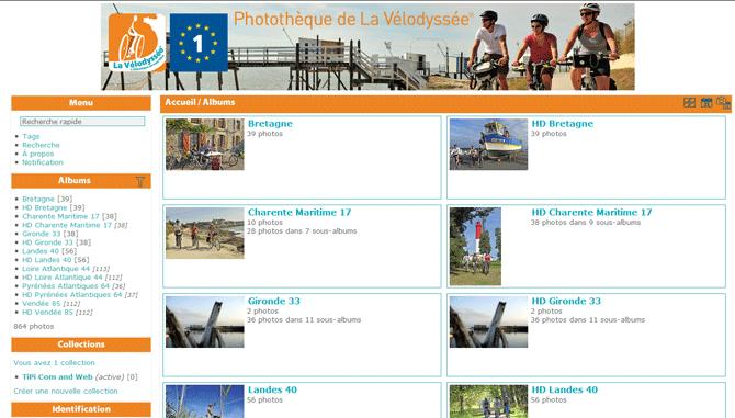 Photothèque de La Vélodyssée®