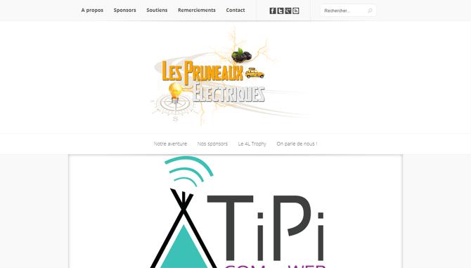 Sponsoring des Pruneaux Électriques