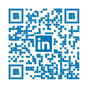 QRCode LinkedIn TiPi Com and Web