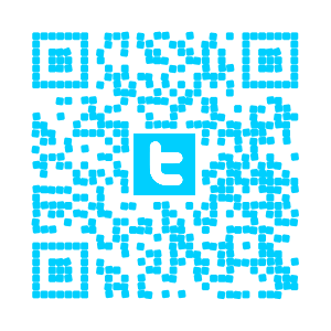 QRCode Twitter TiPi Com and Web